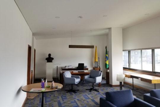 embajada de brasil proyectos en ejecución c&c construccion